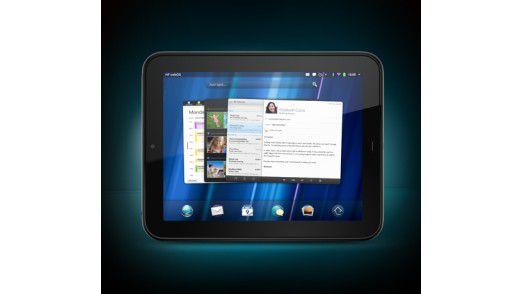Das HP TouchPad tritt an, im Business dem iPad von Apple den Rang abzulaufen.