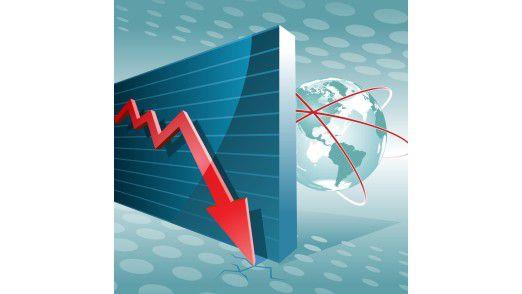 Den zyklischen Verlauf der Konjunktur kann sich kein Unternehmen ganz entziehen.