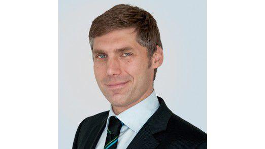Johannes Pruchnow, ehemals Managing Director Business bei Telefónica, jetzt CEO von Versatel.