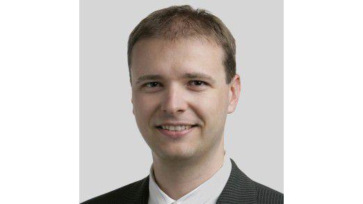 """Heraeus-CIO Martin Ackermann: """"Der einfache Zugang und die Transparenz vorhandener Informationen ist genauso wichtig wie die Informationen selbst."""""""