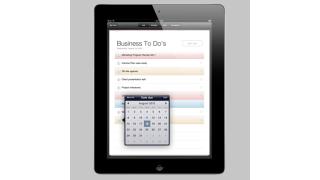 Tipps, Apps, Praxis: Ratgeber: Das iPad im professionellen Einsatz - Foto: Apple
