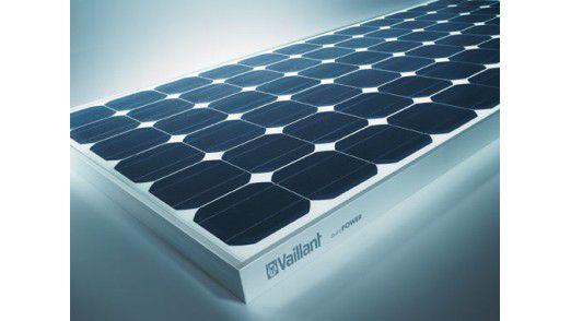 Bei Vaillant - auch in der Photovoltaik-Herstellung aktiv - arbeiten IT und Abteilungen Hand in Hand.