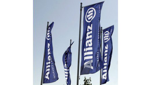 Die Allianz verbindet alte und neue Marketing-Welt.