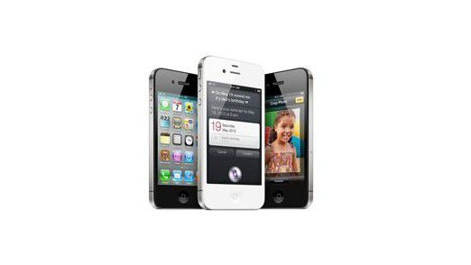 Löste die Touch-Revolution aus: Das iPhone.