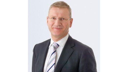 """Reinhard Schütte Vorstand Finanzen und IT, Edeka Zentrale AG & Co. KG: """"Edeka ist ein Handelsunternehmen und kein Technologiekonzern und hätte diese Plattform mit vertretbarem Aufwand nicht entwickeln können."""""""