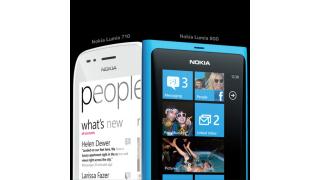 Windows Phone 7 Mango: Nokia Lumia 800 und Lumia 710 im Überblick - Foto: Moritz Jäger