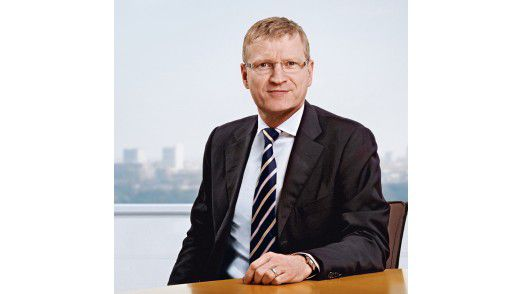 Reinhard Schütte hatte als IT-Vorstand der Edeka erfolgreich ein großes SAP-Projekt gestemmt. Nun verlässt er den Handelsriesen.