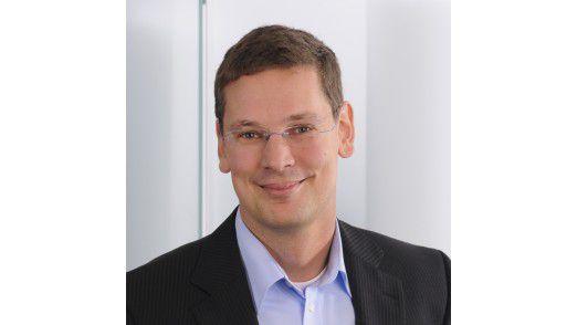 Carsten Bernhard, CIO bei der AutoScout24 GmbH.