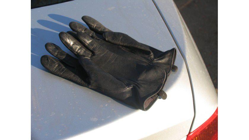 Warme Handschuhe