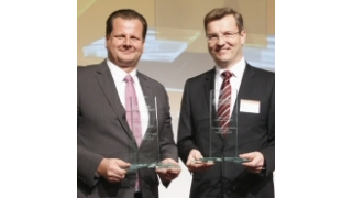 Sonderpreis für S-Y Systems: SAP-CIO gewinnt IT-Strategy-Award - Foto: Euroforum/C. Meyer