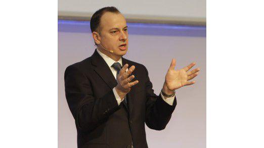 Volkswagen-CIO Martin Hofmann will durch die IT Akademie auch die Standardisierung voranbringen.