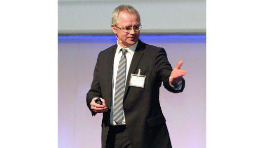 """Thomas Endres CIO, Lufthansa: """"Ein Shared-Data-Konzept könnte für uns einen Riesen-Durchbruch bei Cloud bringen."""""""
