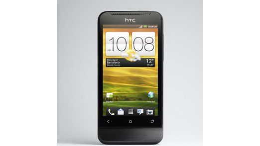 Das HTC One X unterstützt bereits zahlreiche Business-Funktionen.