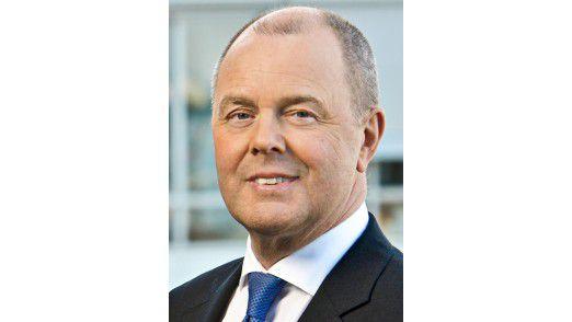 Ludwig Schott, Vorstand der VR-Leasing und Geschäftsführer von deren IT-Tochter BFL, geht Ende 2012 in den Ruhestand.