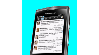 Twitter for Blackberry: twitter erweitert seine Blackberry-App - Foto: RIM