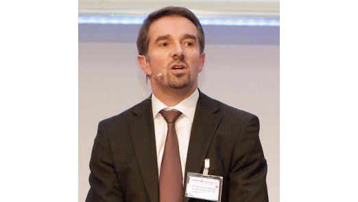 """Sven Schatteburg von Kienbaum Management Consultant: """"Künftige CIOs müssen sich in die Rolle des Chief Process Officers entwickeln."""""""