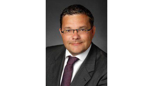 Andreas Schumann will Datenschutz, Adressfreigabe und De-Mail kombinieren. Alles in der Hand der Nutzer.