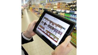 Mobiles Büro für Verkaufsleiter: Lidl rüstet Verkaufsleiter mit dem Apple iPad aus - Foto: Joachim Wendler