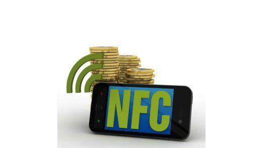 Die NFC-Technologie wird 2013 vorwiegend für die Verteilung von Informationen eingesetzt.