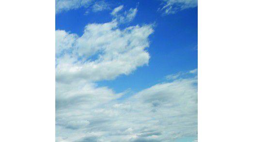 Die Cloud-Verbreitung in Unternehmen steigt.