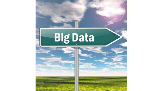 """""""Viele Firmen stehen vor der Herausforderung, schnell die richtige Plattform implementieren zu müssen, mit der sich Daten aus verschiedenen Anwendungssilos extrahieren lassen"""", sagt Big Data-Experte Reda Chouffani."""
