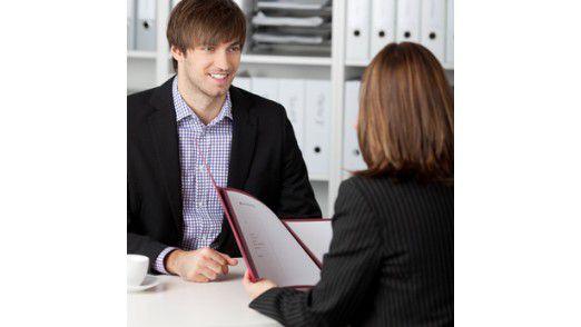 Nicht nur der Bewerber sondern auch der Personaler sollte gut vorbereitet ins Interview gehen.