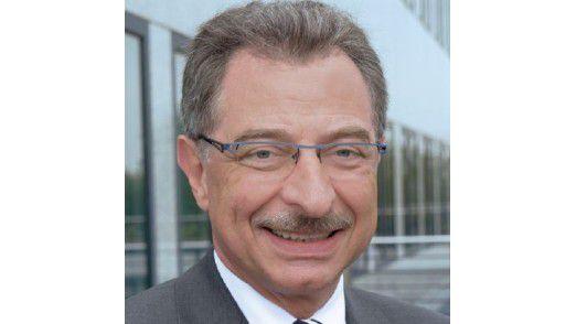 Bitkom-Präsident Dieter Kempf betont die praktischen ökonomischen Vorteile von Big Data.