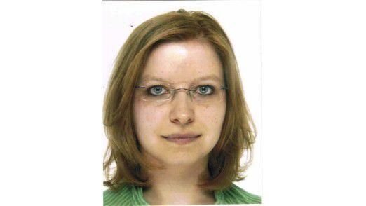 Claudia Harzer, Psychologin an der Uni Zürich, forscht daran, was Mitarbeiter glücklich macht.
