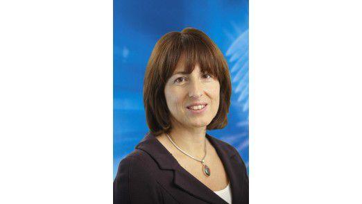 Dorothee Belz, Mitglied der Geschäftsführung von Microsoft Europa, und aktiv im Wirtschaftsrat der CDU.