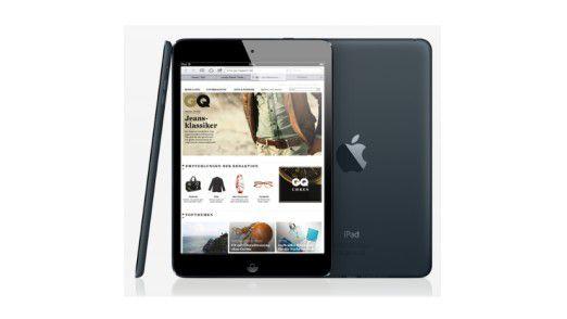 Das iPad Mini.