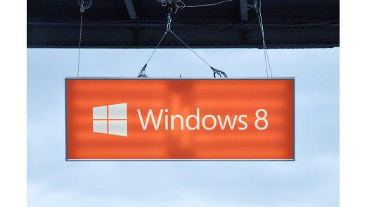 Microsoft hat in Berlin den Startschuss für Windows 8 gegeben.