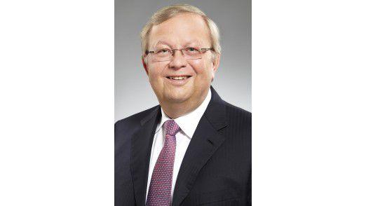 Winfried Zimmermann ist im Vorstand der Otto-Group fortan für den IT-Umbau zuständig.