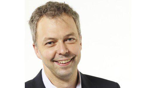 Alexander Hauser steht jetzt an der Spitze der IT-Tochter GTP.