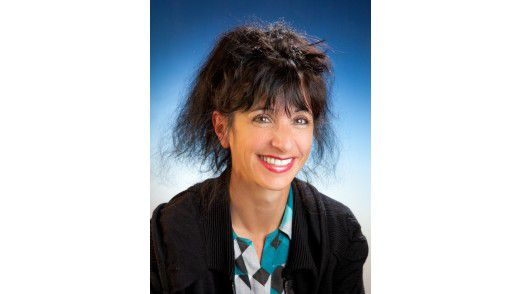 Die gebürtige US-Amerikanerin Jamie Showrank arbeitet seit zwei Jahren als Global Innovation Manager bei Bayer Business Services.
