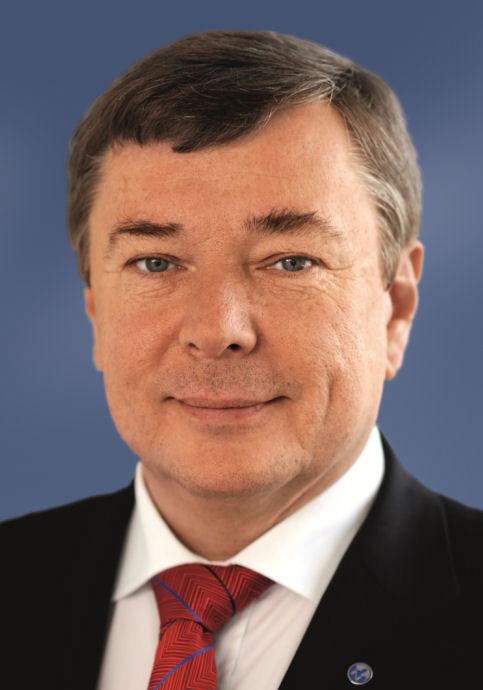 IT-Vorstand Wolf-Rüdiger Knocke ist seit Anfang 2013 auch stellvertretender Vorstandschef der Nürnberger.