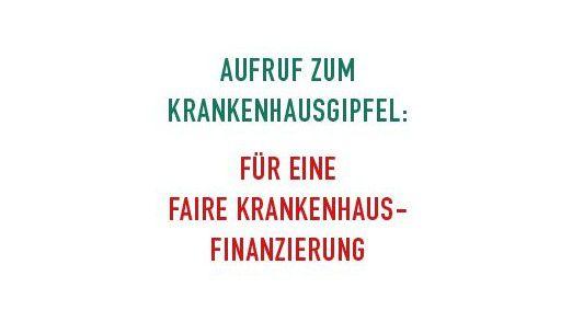 Die Deutsche Krankenhausgesellschaft (DKG) will die Bevölkerung über die katastrophale Finanzsituation der Kliniken aufklären. Notwendige Investitionen, auch in die IT, finden nicht mehr statt.