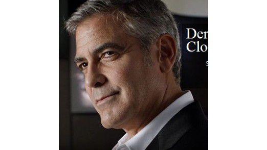 Mit US-Schauspieler George Clooney ist Nespresso bei den Online-Shops in der Schweiz auf Platz 1 vorgerückt.
