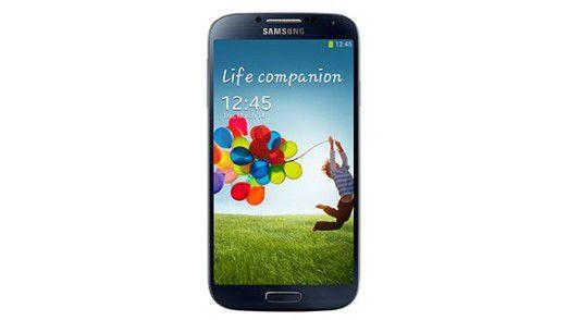 Das neue Samsung Galaxy S 4.