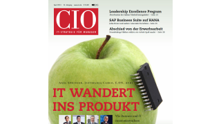 Editorial aus CIO-Magazin 04/2013: Bald kein Job mehr ohne IT - Foto: cio.de