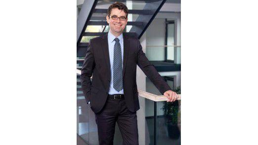 Volker Dirksen übernimmt die Leitung der Corporate IT bei Axel Springer.