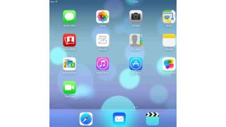 Kontrollzentrum, Gesten, AirDrop, Safari: Test: Apple iOS 7 auf dem iPad