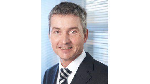 Jens Habler ist Senior Director IT Infrastructure & Operational Management bei Hapag-Lloyd.
