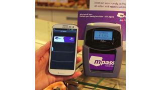 Mobile Payment per NFC: Ein Prozent vom Bargeldmarkt wäre der Durchbruch - Foto: Telefonica