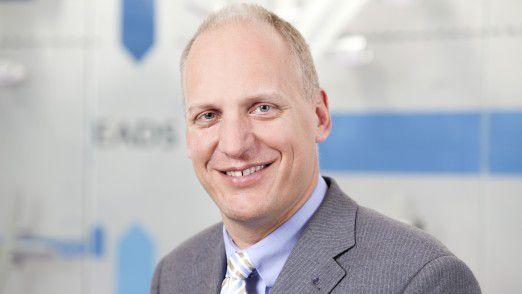 "Guus Dekkers von Airbus ist ""CIO des Jahres 2013""."