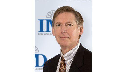 Phil Rosenzweig, Professor für Strategie und internationales Business am International Institute for Management Development (IMD) in Lausanne, weiß um die Vorteile IT-gestützter Entscheidungen - und um ihre Grenzen.
