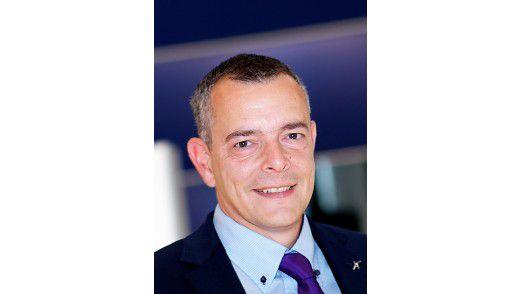 Social Media Officer Charles Schmidt von der Krones AG denkt nicht ständig über messbaren Nutzen nach.