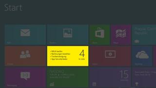 Für Tablets und Desktops: Kostenlose Apps für Windows 8.1 und Windows RT - Foto: gindasoft