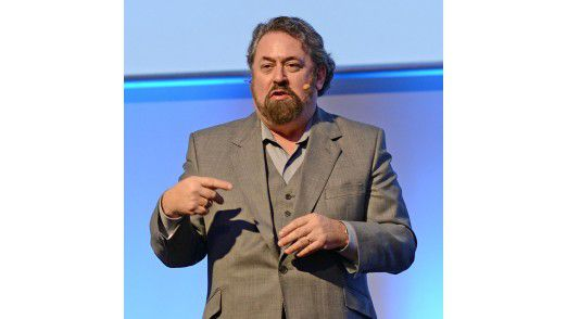 Mark R. Anderson appelliert eindringlich an CIOs, das geistige Eigentum des Unternehmes zu schützen.
