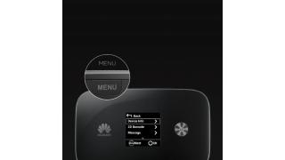Verbindung via QR-Code: Huawei bringt LTE-Hotspot mit 300 MBit/s - Foto: Huawei