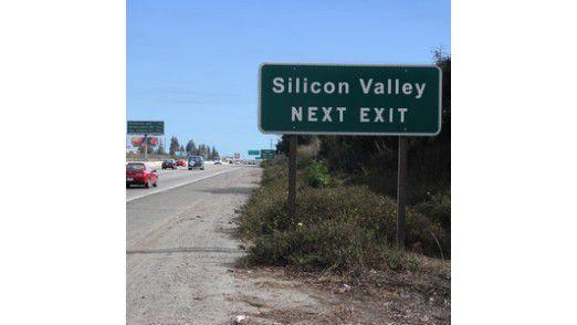 Auf dem Weg zum Silicon Valley.